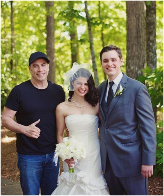 Знаменитости, случайно попавшие на чужую свадьбу