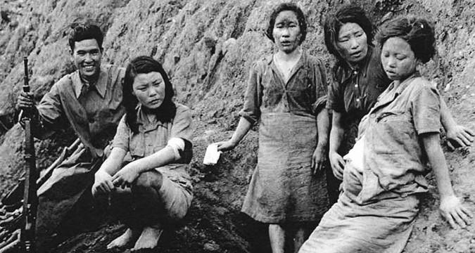 Японские «станции утешения» на войне и девушки рабыни— вечный позор истории