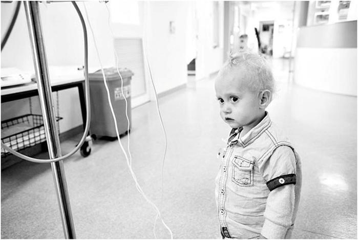 Дом ребенка— австралийский фотограф Морганна Мэги
