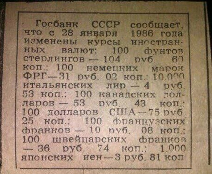Красивая жизнь и расплата за нее советских валютчиков