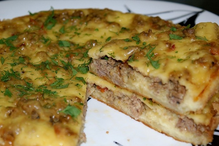 Слоеная картофельная запеканка: как приготовить вкусное блюдо