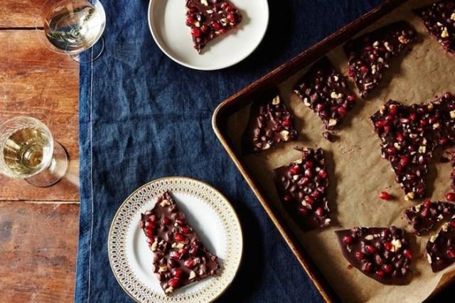 Как приготовить «Красное и Черное»: восхитительный десерт