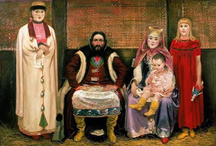 Кому на Руси прощали внебрачные связи