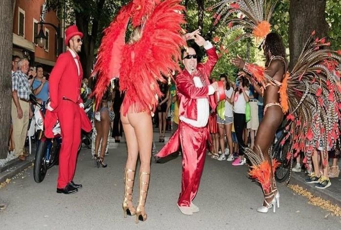 Фестиваль уродливых людей в Италии