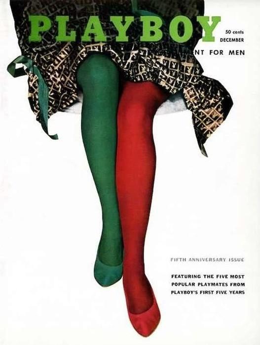 Самые лучшие обложки Playboy в истории журнала