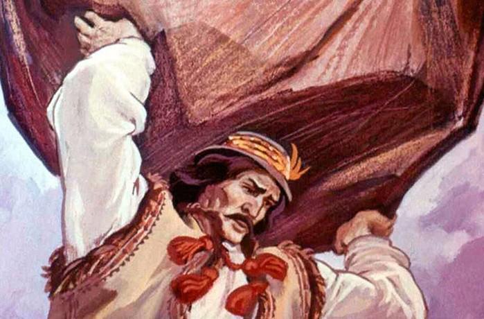 Реальные исторические преступники, ставшие легендарными, как Робин Гуд