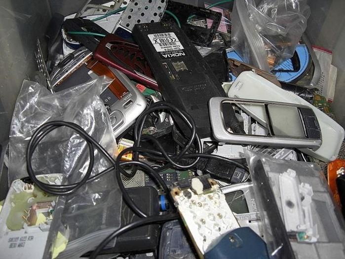 Самые опасные бытовые отходы