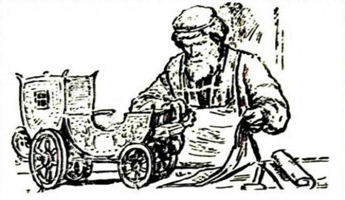 Какие транспортные средства на самом деле придумали русские