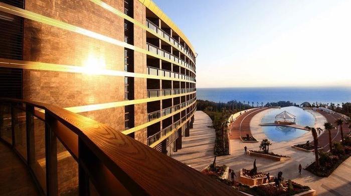 Крымский курорт признали лучшим в мире