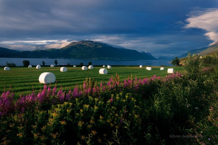 Белые ночи в Норвегии