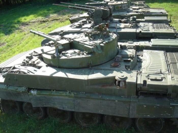 Незаконченные секретные военные разработки в СССР