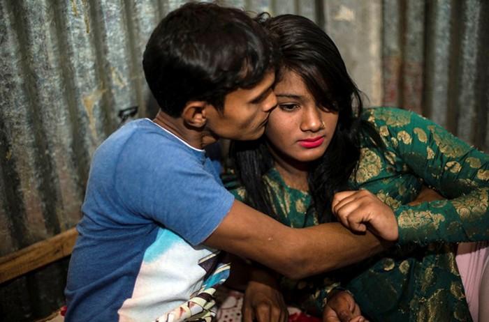 Бордель «Кандапара» в Бангладеш