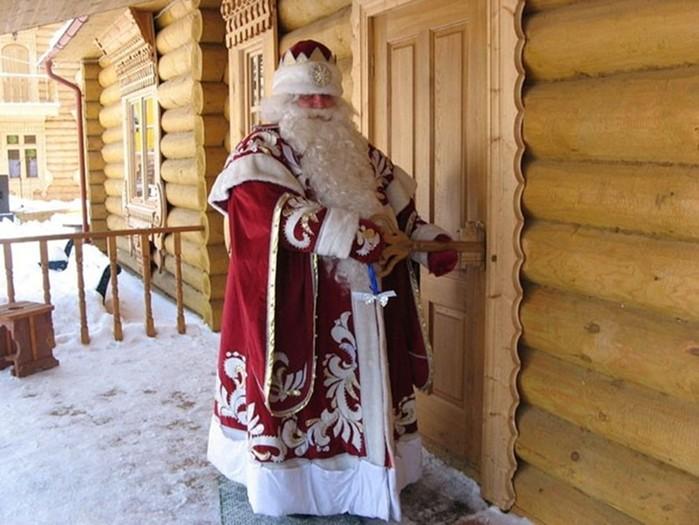 Как выглядит Дед Мороз в разных странах