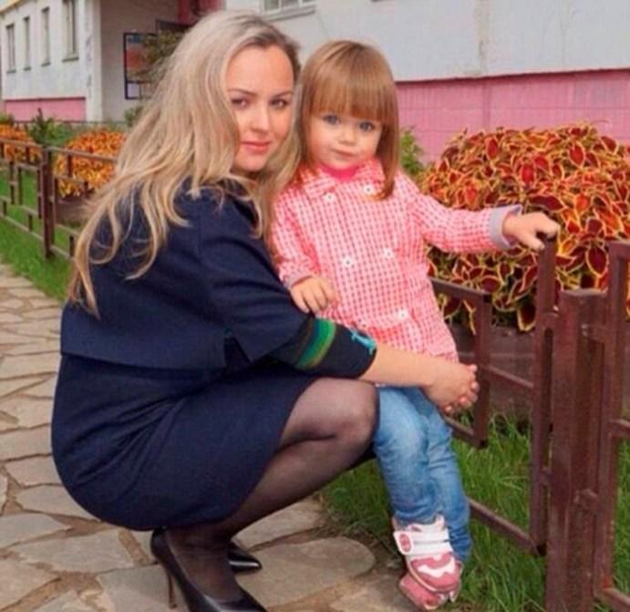 Самая красивая девочка— Настя Князева из России