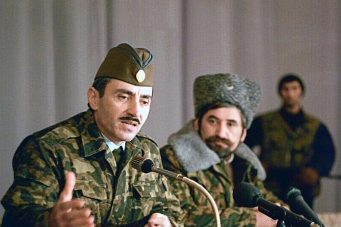 Как Джохар Дудаев хотел обустроить Чечню