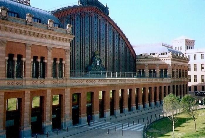 Самые красивые вокзалы мира (фотографии)