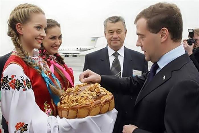 Что русские переняли у украинцев