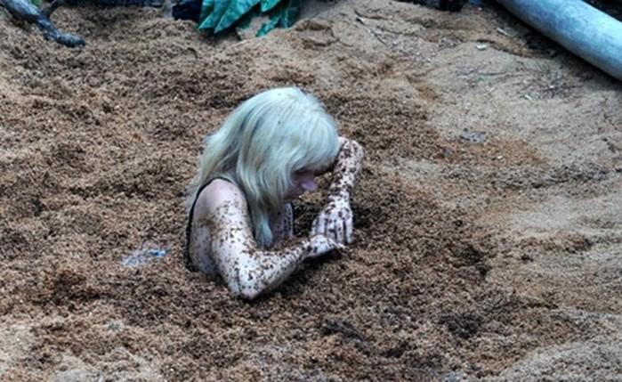 Интересные факты о зыбучем песке