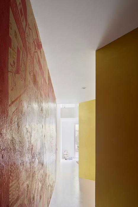 Двухуровневая квартира в Барселоне— дизайн и интерьер