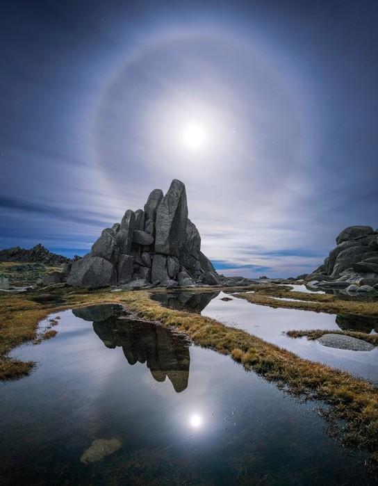 Красивый календарь с фотографиями природы от Австралийского метеорологического бюро