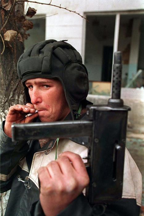 Пистолет пулемет «Борз»   настоящий чеченский автомат