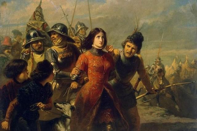 Трагическая судьба Орлеанской девы   какой на самом деле была Жанна ДАрк