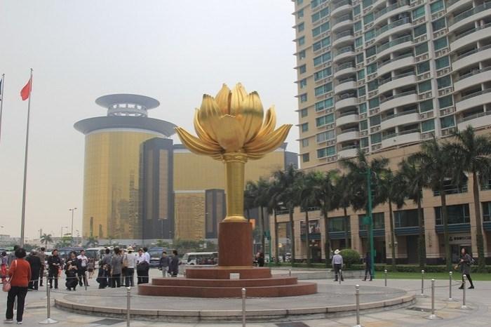 Макао— уникальный китайский город