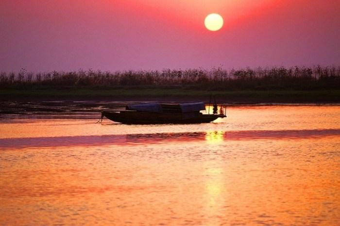 Поян— озеро гигантской черепахи