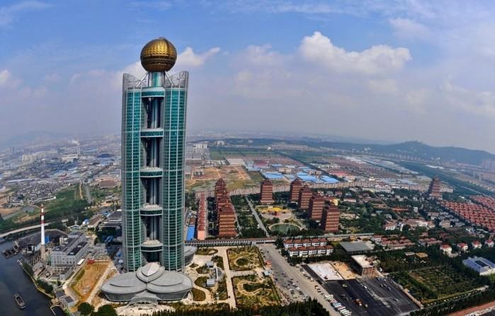Умный китайский город Уси— город совершенство