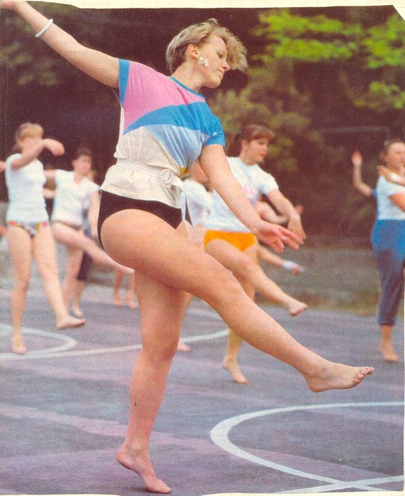 Почему в СССР был культ спорта