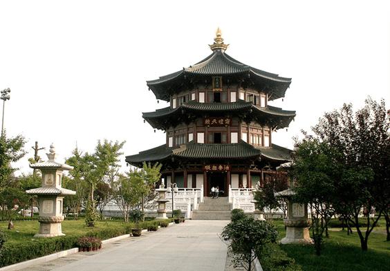 Храм Ханьшань— храм Холодной горы в городе Сучжоу