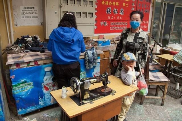 Прогулка по китайскому рынку