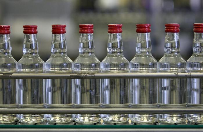 Российскую водку доведут до эталона