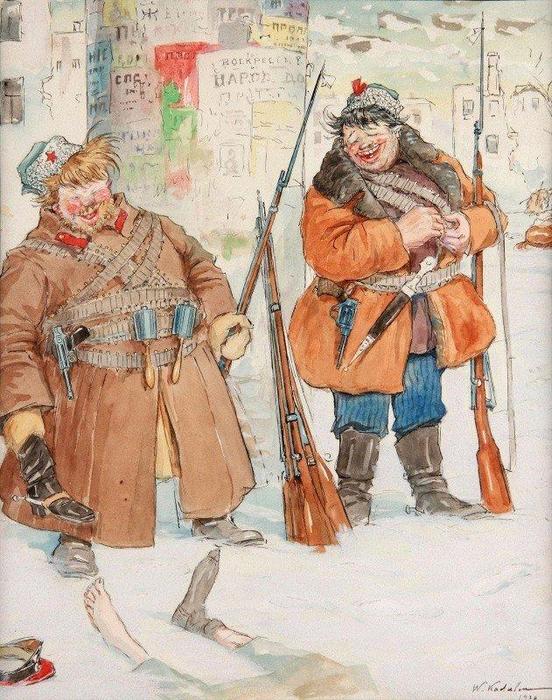 Какой была бы Россия без большевиков и советской власти (Профессор Василий Цветков)