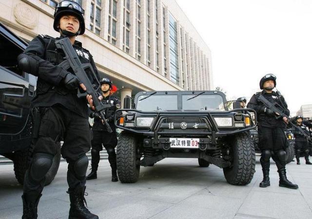 Китайские спецслужбы: структура и виды деятельности