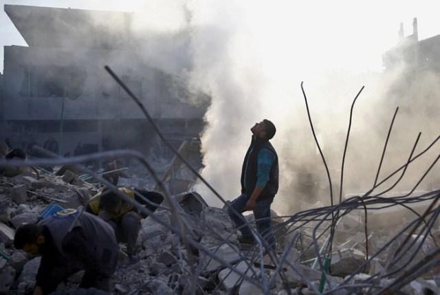Победы нет. Ради мира сирийцы уничтожают собственные города