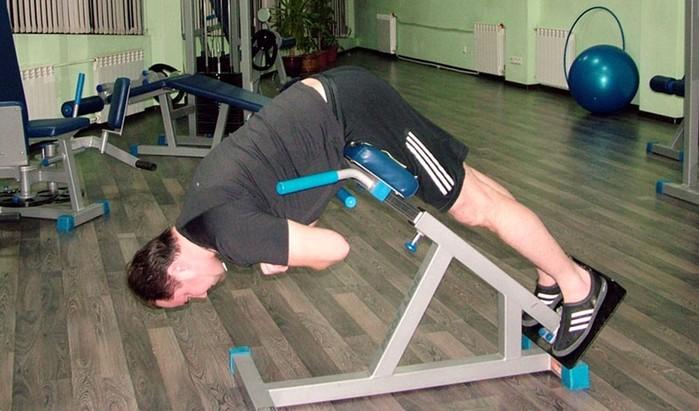 Эффективные упражнения от боли в спине