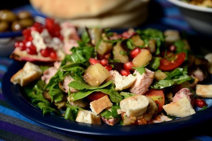 5 рецептов низкокалорийного ужина