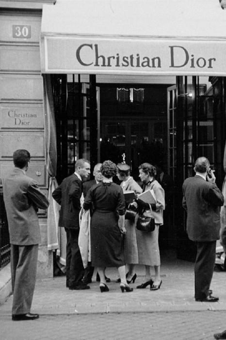 21 января— день рождения Кристиана Диора