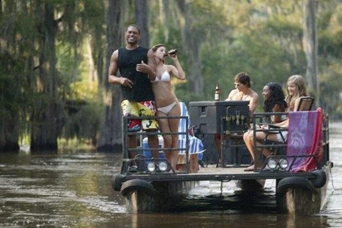 Ругару, вендиго, Богги Крик и другие монстры Луизианских болот