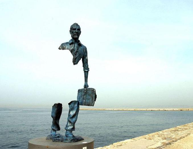 Скульптуры, неподвластные законам гравитации