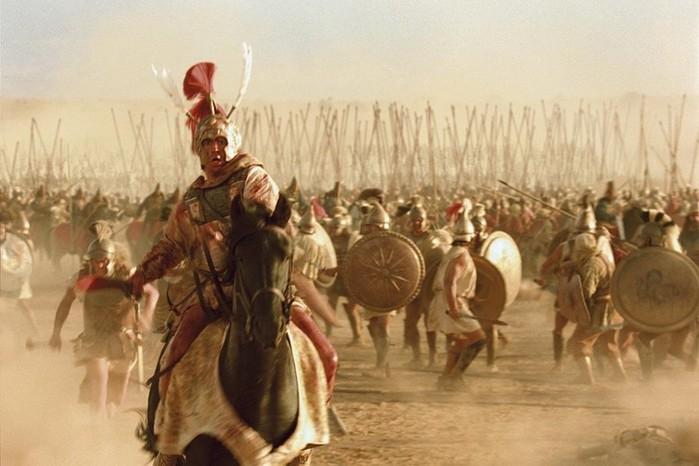 Какие народы считают себя потомками воинов Македонского