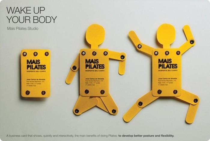 20 профессиональных визиток, которые сделают ваш бизнес незабываемым