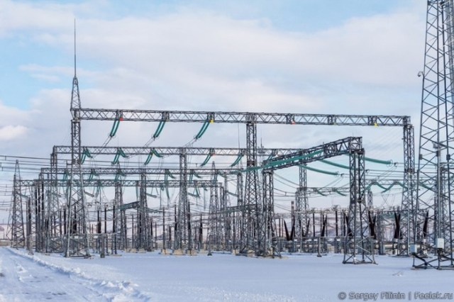 Что такое электрическая подстанция 500 кВ «Енисей»: как устроен источник генерации огромной энергии