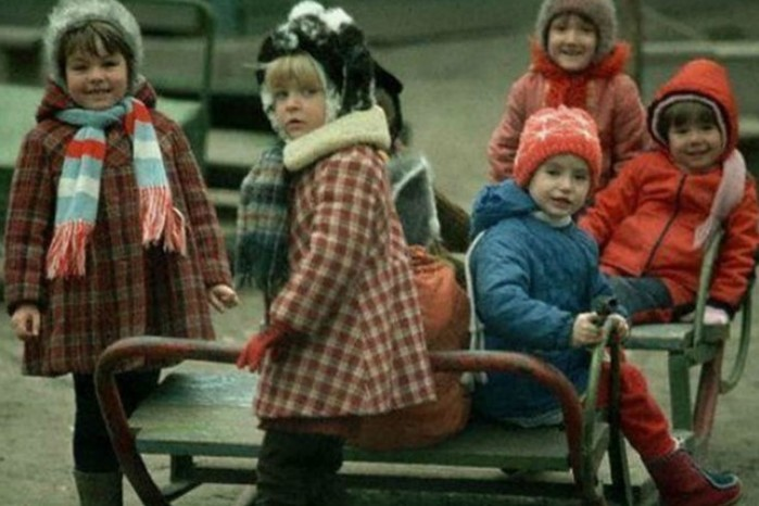 Вещи из горячей десятки советского детства