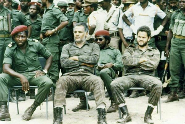 Почему кубинцы воевали в Анголе