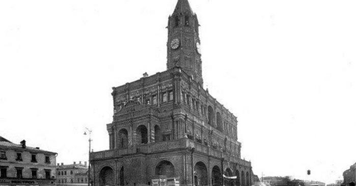 «Башня колдуна»: где находилось самое страшное место Москвы