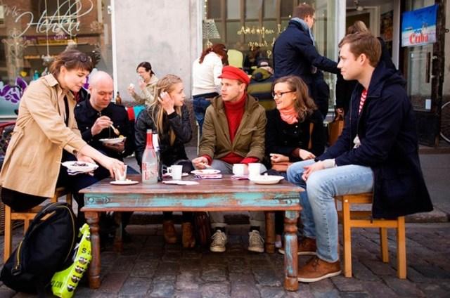 Что финну хорошо, то русскому не понять: национальные традиции