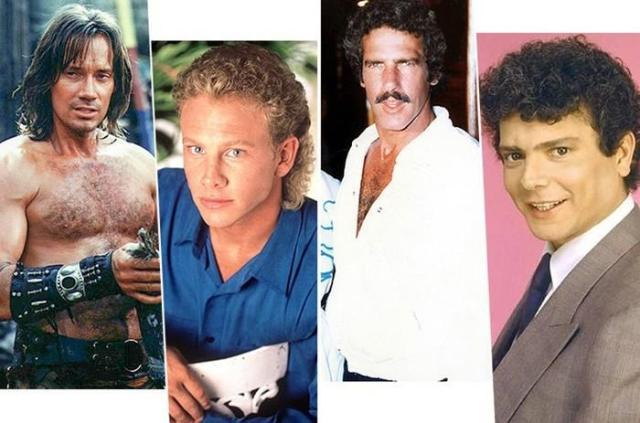 Как нелепо выглядели секс символы сериалов 90 х: теперь мы понимаем все эти кудряшки, усики и челки