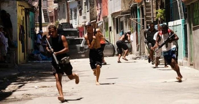 Самые опасные города в мире расположены в Латинской Америке